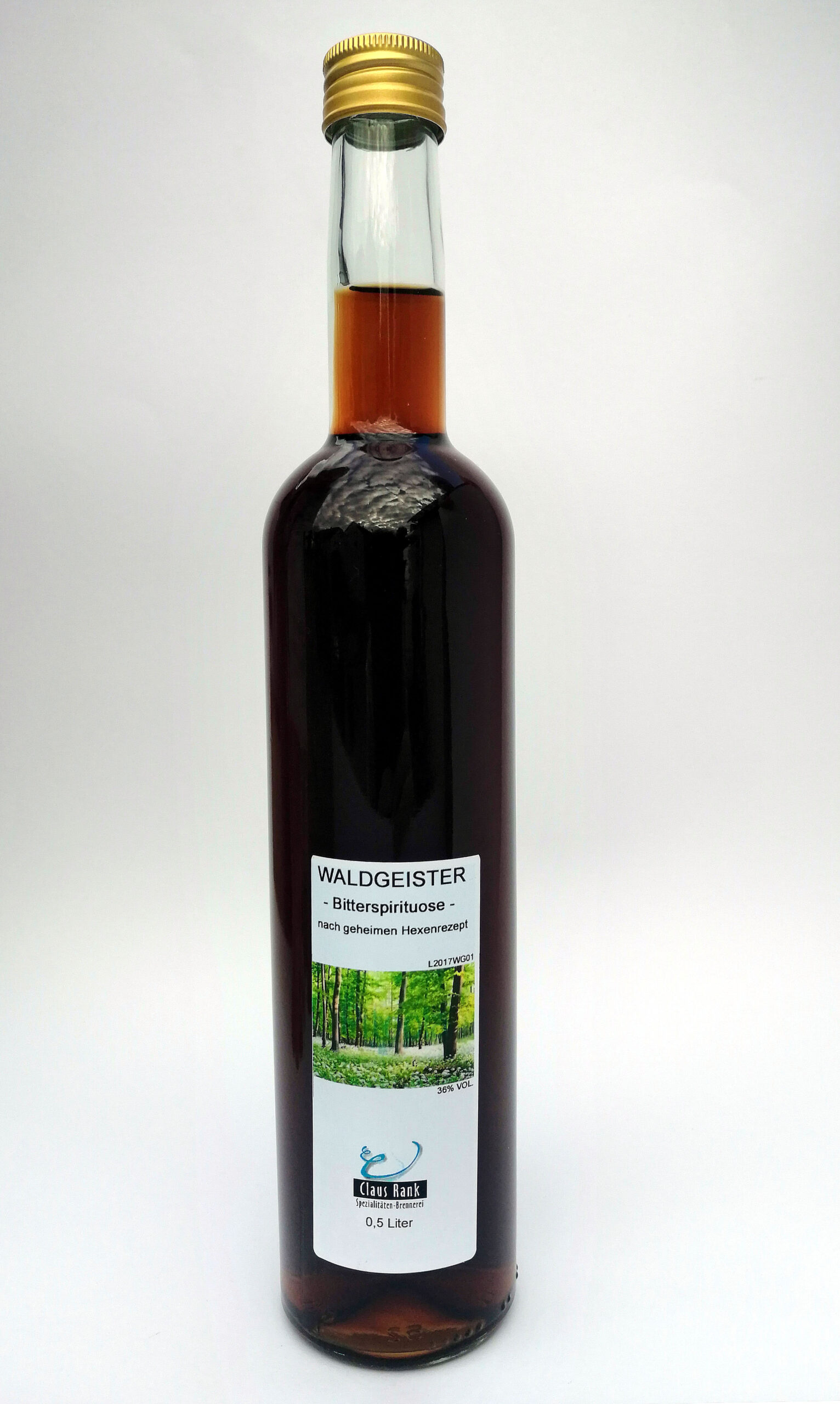 Waldgeister, 0,5 Liter