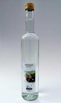Haselnussgeist, 0,5 Liter
