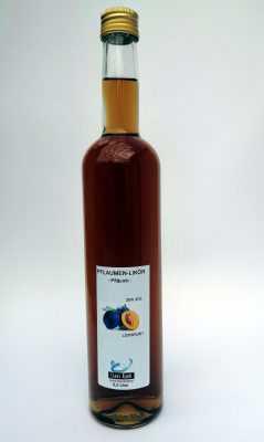 Pflaumenlikör, 0,5 Liter