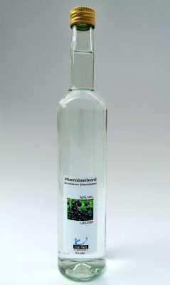 Schwarze Johannisbeeren, 0,5 Liter