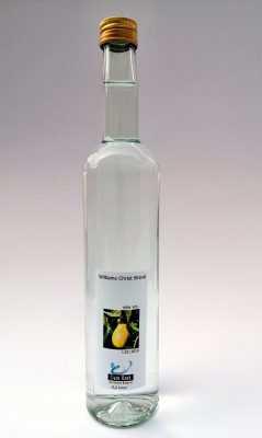 Williams, 0,5 Liter